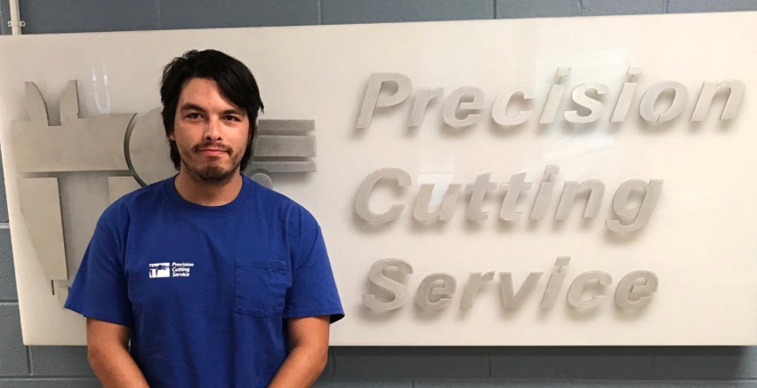 Henry Rowe | Precision Cutting Service